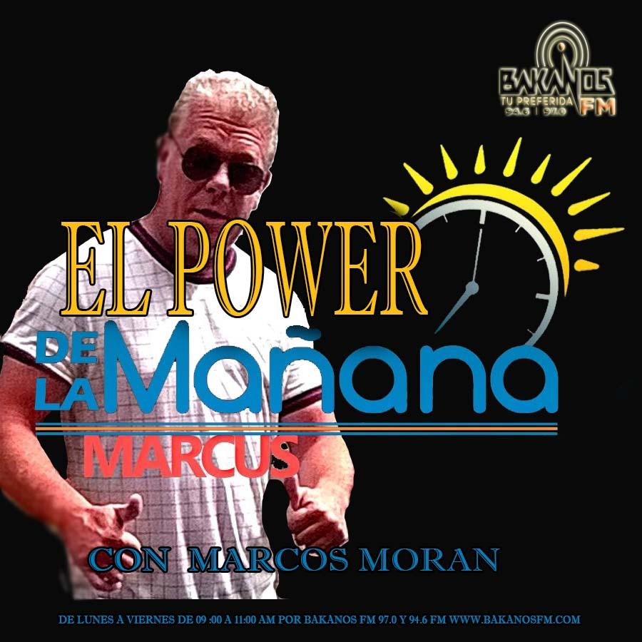 Marcus Morán